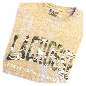 Champion Lacrosse T-Shirt